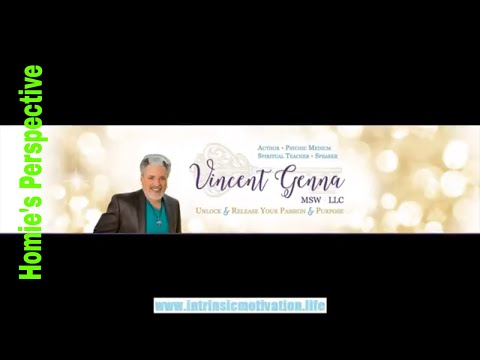 Vincent Genna Psychic -  Life As A Psychic Medium With Vincent Genna -  Raleigh, North Carolina