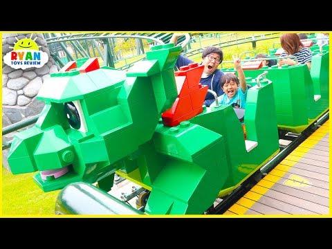 Legoland Japan Family Fun Amusement Park for Kids!!!