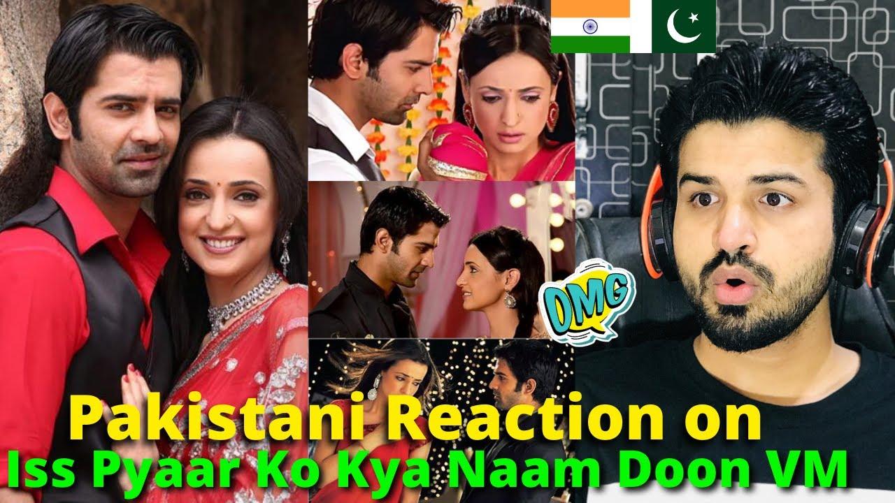 React on Sanaya Irani and Barun Sobti | Iss Pyaar Ko Kya Naam Doon | Arnav khushi | Zafar Reaction