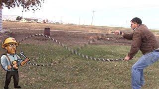 Battle Ropes for under $10! - DIY Dudes Thumbnail
