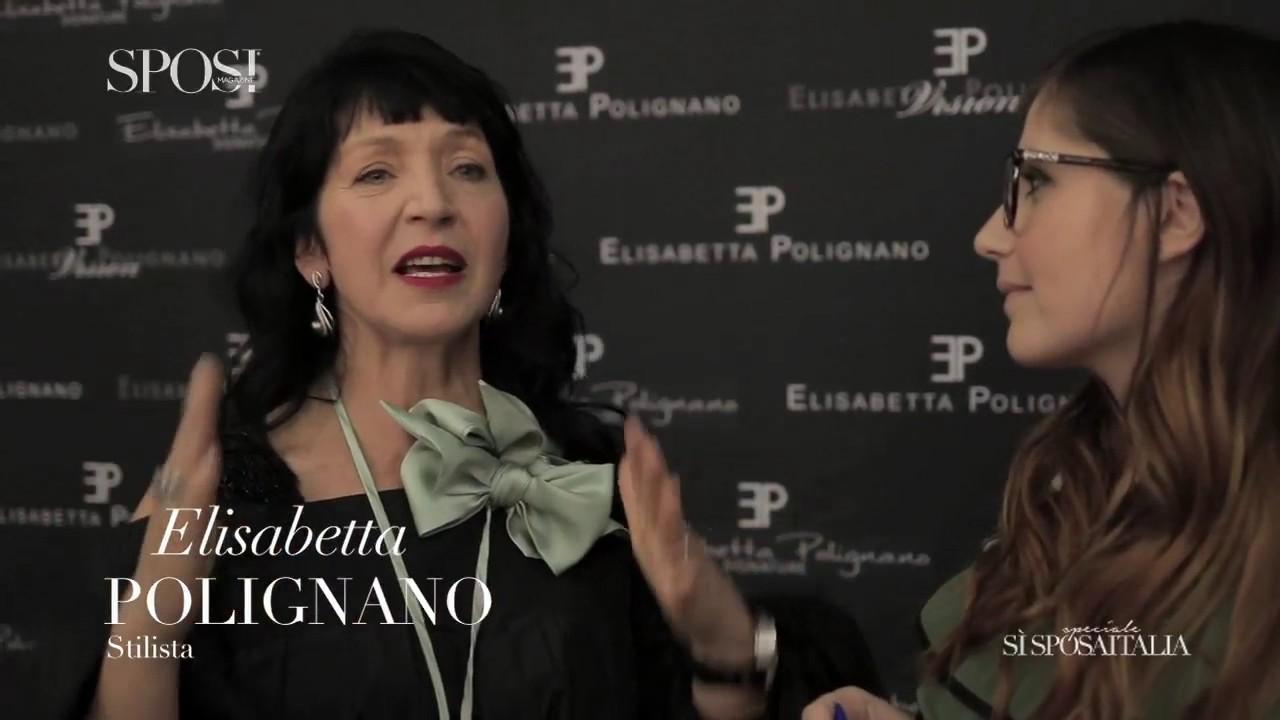 Matrimonio Gipsy Stilista : Abiti da sposa elisabetta polignano 2018. lintervista alla stilista
