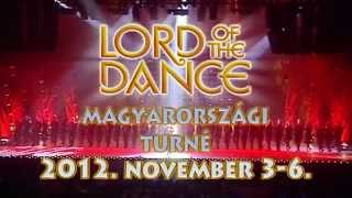 Broadway jegyiroda - Michael Flatley s - Lord of the Dance  2012. nov. 3-6.