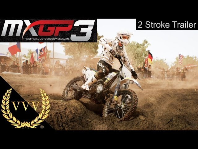 MXGP 3 - 2 Stroke Announcement Trailer