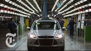 Ford Forges Into China | The New York Times