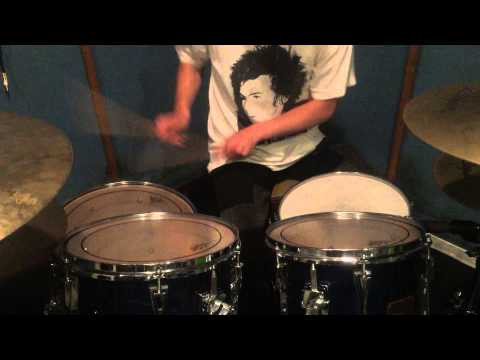 【ドラム】【叩いてみた】 ゲスの極み乙女。 - ロマンスがありあまる(Drums cover) <映画『ストレイヤーズ・クロニクル』主題歌>