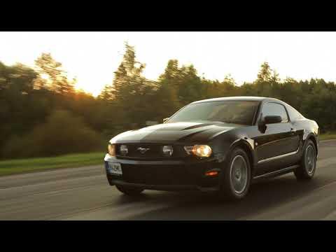 Ford Mustang - Aldenrent - Car rent in Tallinn, Estonia