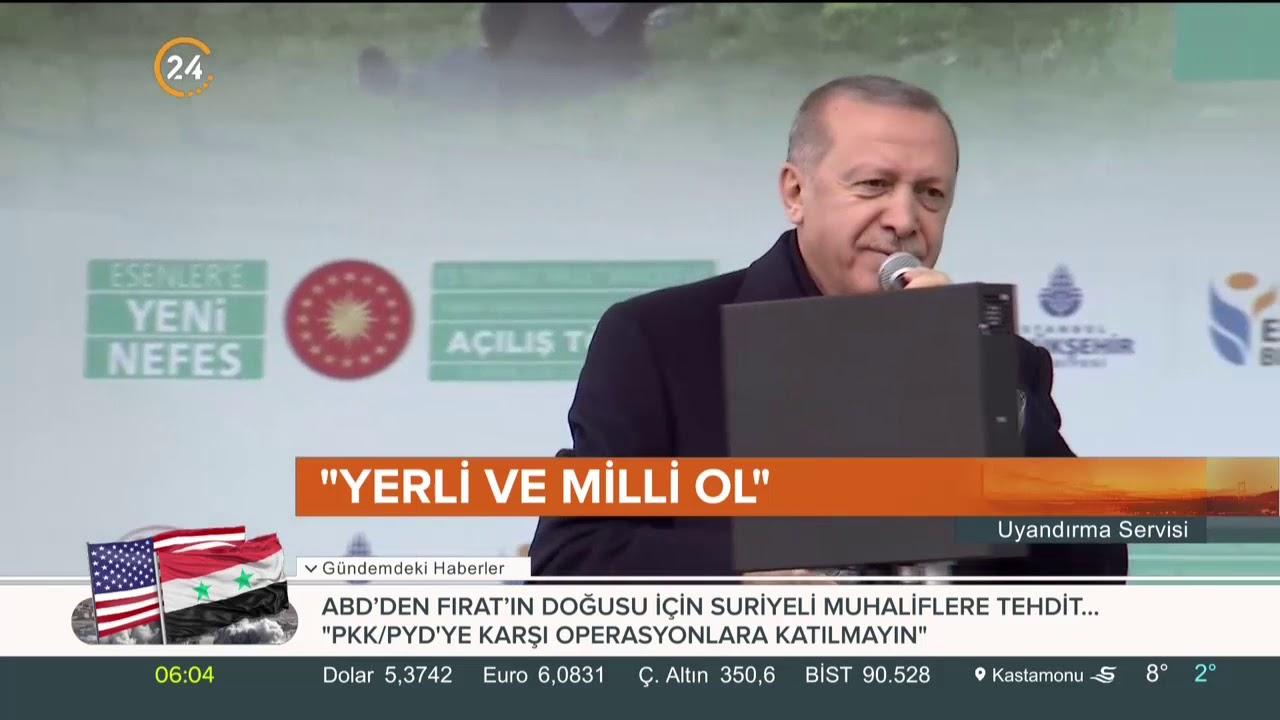 Cumhurbaşkanı Erdoğan: Teröristlerin beynindeyiz