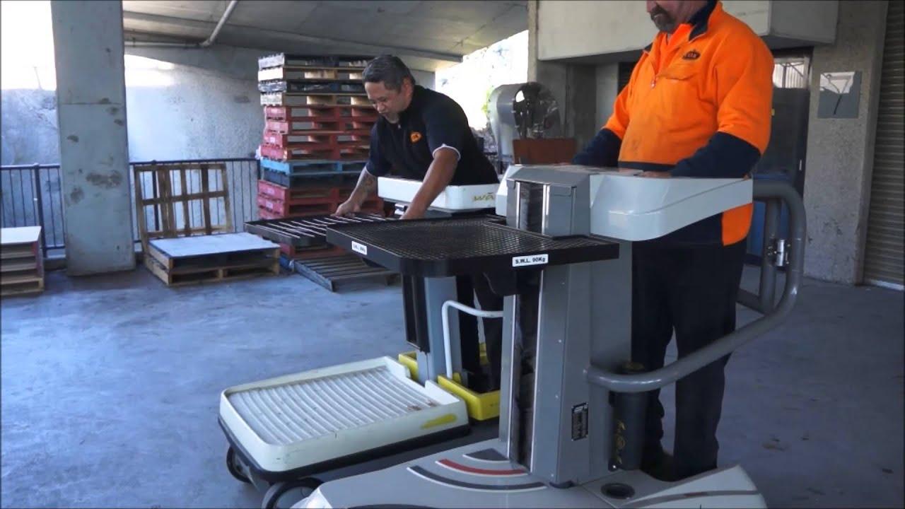 Bravi Sprint Electric Vertical Lift Vehicle Vs Crown Wave