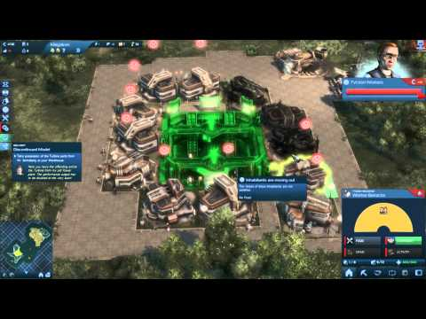 Anno 2070 [HD] gameplay |