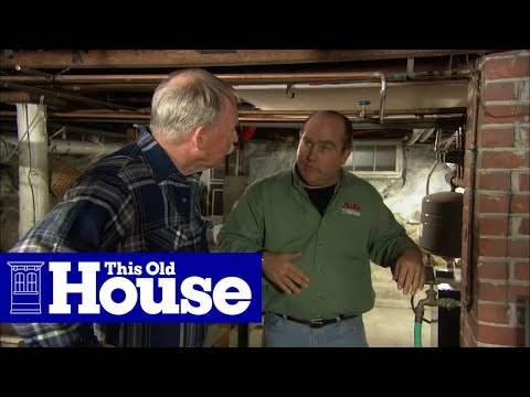 How to Drain Pipes for the Winter | This Old House