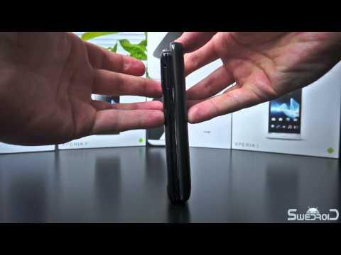 LG Optimus true HD LTE unboxing (EU version of LG nitro HD)