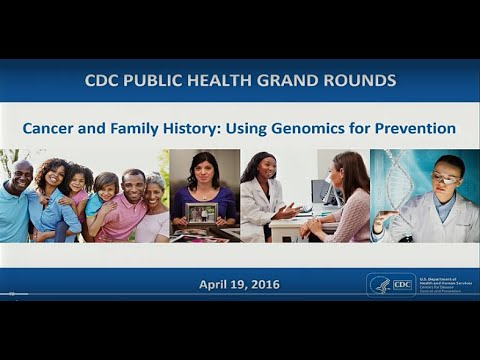 Cancer And Family History: Using Genomics For Prevention