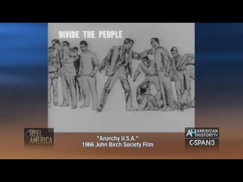 """Anarchy USA"" 1966 John Birch Society Film - PREVIEW"