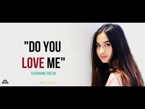 Stephanie Poetri - Do You Love Me (Official Lyrics Video) 4k UHD 2020
