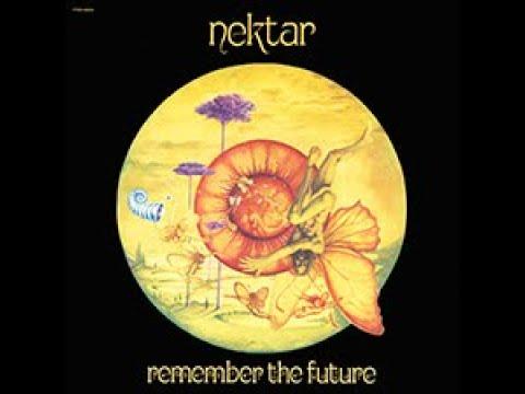 Confusion NEKTAR Remember The Future 1974 USA LP