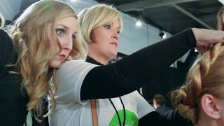 Organic Hair Goes Couture Mercedes Benz Fashion Week F/W 2014 NYC Thumbnail