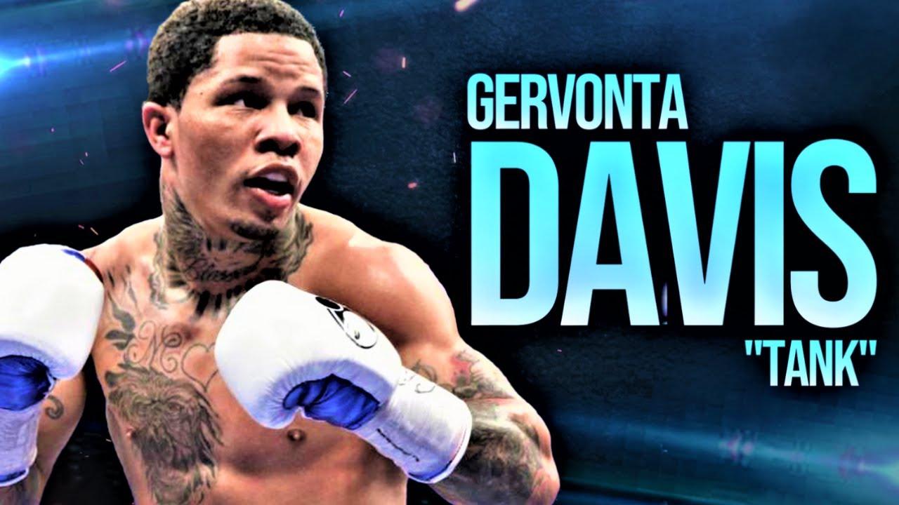 Download The Destructive Power Of Gervonta Davis