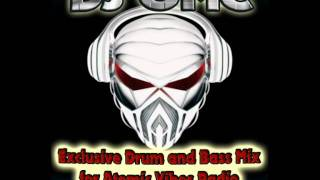 Atomic Vibes Drum N Bass Mix [DJ GMC] DnB Set
