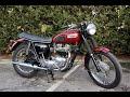1968 Triumph TR6R Trophy 650cc for Sale