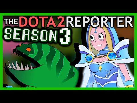 The DOTA 2 Reporter: Season 3 [All Episodes]