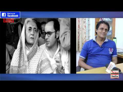 Shashi Kant Sharma live in News India