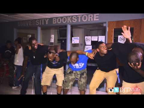 DJ TMillz Presents The Black College Tour Vlog(Cheyney University)