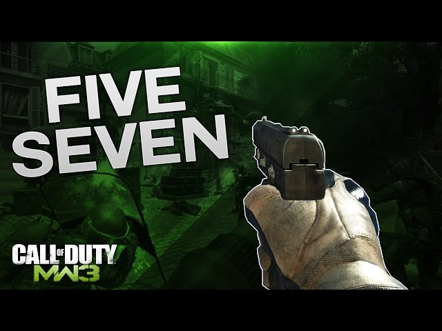 Gameplay dos inscritos: M.O.A.B de FIVE SEVEN (By x__NBS)