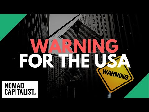 A Dire Warning for the USA