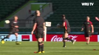 Wales v Australia: Captain's run | WRU TV