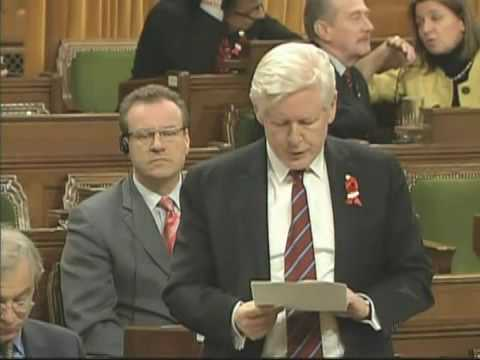 Bob Rae's Parliamentary Resolution on Totalitarian Nazism and Communism