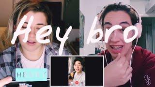 REACCIÓN | Henry x SK (브로드밴드) 'hey bro' (뮤직비디오)