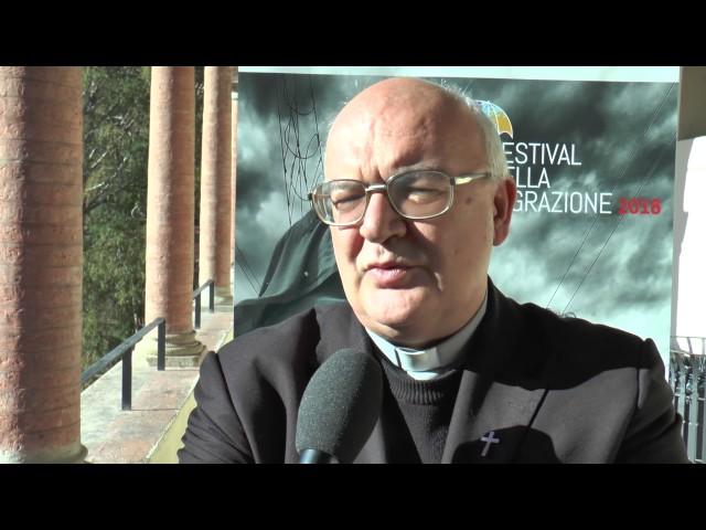 Festival della migrazione 2016 - intervista a mons. Giancarlo Perego