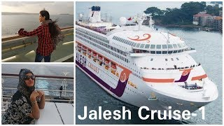 My Journey of Mumbai to Goa on Jalesh Cruise Part-1  || My Blog || fullthaali