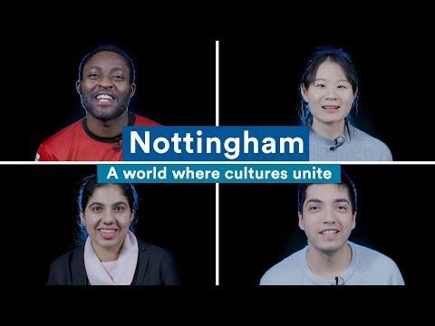 Nottingham - A world where cultures unite