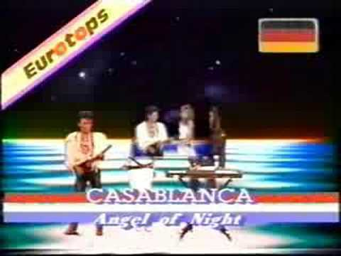 CASABLANCA - Angel Of Night