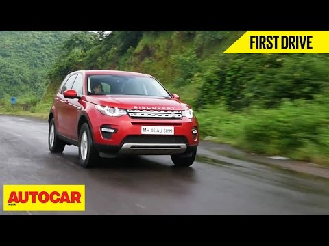 Land Rover Discovery Sport Si4 HSE | First Drive | Autocar India