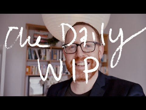 From Orlando, Florida to Wellington, New Zealand - EP 70/71The Daily WIP