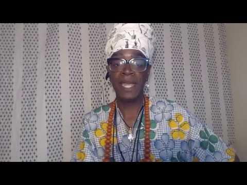 Synchronizing Ancestors ~ Voodoo Chief Divine Prince Ty Emmecca