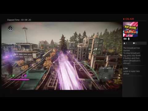 Live Infamous First Light