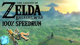 I Decided to do a Breath of The Wild 100% Speedrun... [1/3]