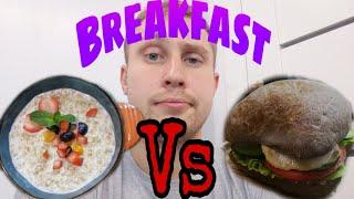 Что выбрать на завтрак
