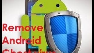 Remove android ghost virus