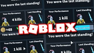 HOW TO WIN EVERY ROUND OF ROBLOX ASSASSIN!!
