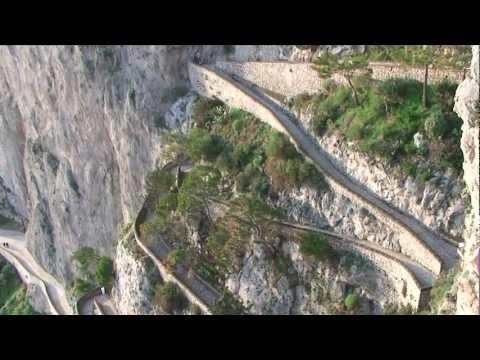 Tour of the Island of Capri, Campania Region, Italy