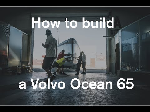 How to build a Volvo Ocean 65 | Volvo Ocean Race