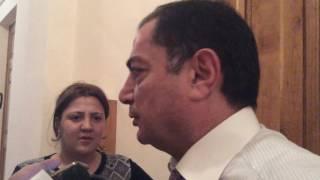 168 ժամ. Vahram Baghdasaryan