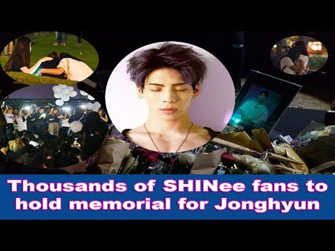 Thousands of SHINee fans to hold memorial for Jonghyun at Hong Lim Park