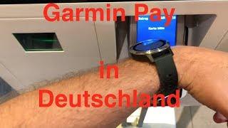 Garmin Pay in Deutschland - Test