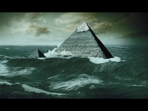 The Pyramids & Sphinx Were Submerged Underwater in Ancient T