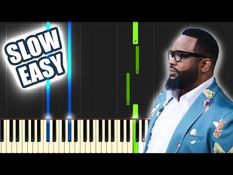 Every Praise - Hezekiah Walker | SLOW EASY PIANO TUTORIAL + SHEET MUSIC by Betacustic thumbnail